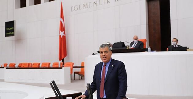 "CHP'li Barut: ""Havaalanı İhalesi Rant Ve Talan Kokuyor"""
