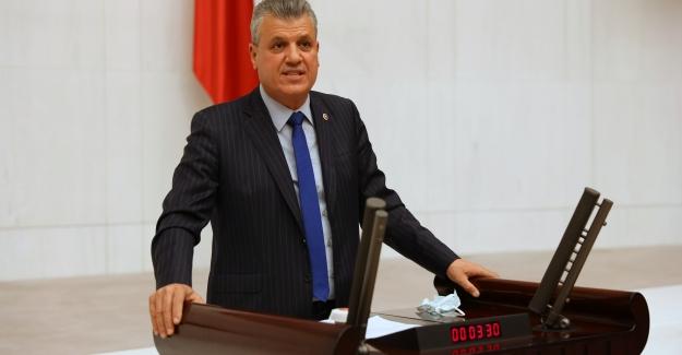 """CHP'li Barut'tan Ulaştırma Bakanlığı'na Sert Tepki: """"12 Yıllık Yolcu Garantisini Niye Verdiniz?"""""""
