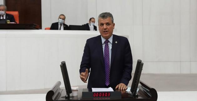 """CHP'li Barut: """"Ülkemizin Suları Katar'a Mı Devrediliyor?"""""""