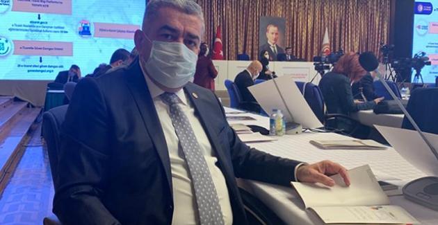 """CHP'li Serter'den Ticaret Bakanı Pekcan'a: """"Esnaf Kredi Değil Aylık Nakdi Destek Bekliyor"""""""