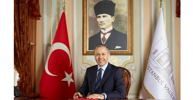 İstanbul Valisi Yerlikaya Duyurdu