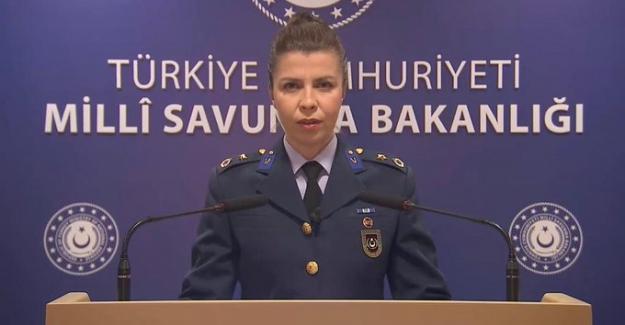 """MSB: """"15 Temmuz 2016'dan Bugüne Kadar Toplam 20.564 Personel FETÖ'den Dolayı İhraç Edildi"""""""