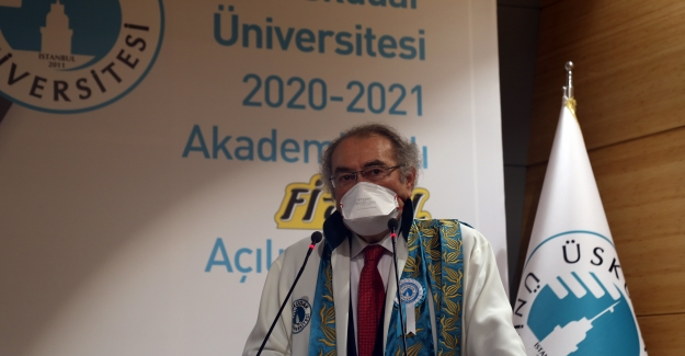 """Prof. Dr. Nevzat Tarhan: """"Pandemiden Ders Çıkarılmalı. Krizler Fırsata Çevrilmeli"""""""