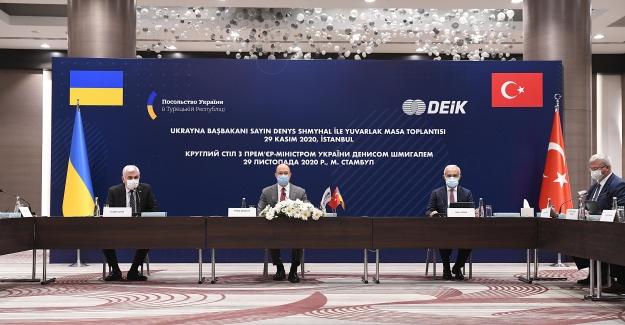 """Ukrayna Başbakanı Shmyhal: """"Ukrayna, Türkiye İle Birlikte Büyümek İstiyor"""""""