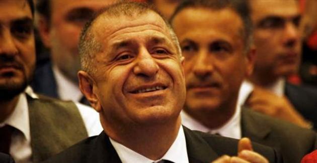 Ümit Özdağ'ın İYİ Parti MDK'ya Gönderdiği Beyanname