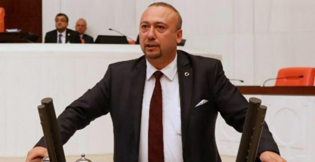 """CHP'li Yalım: """"Bu Milletin Bütçesini O 5 Tane Çeteye Kene Gibi Emdiriyorsunuz"""""""