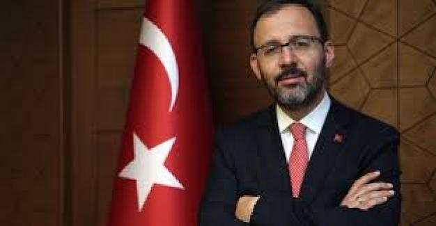 Gençlik ve Spor Bakanı Kasapoğlu Koronavirüs'e Yakalandı