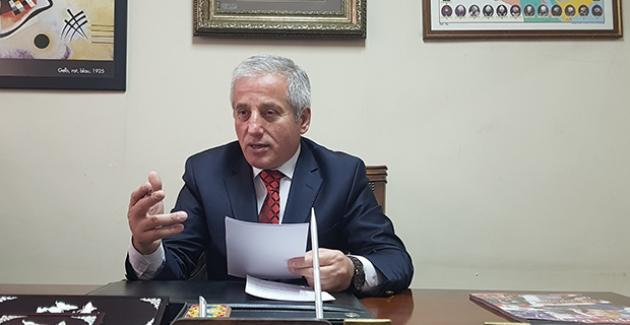 """Özgenç: """"TSK Milletin Ordusudur, CHP'nin Güvenlik Şirketi Değildir """""""