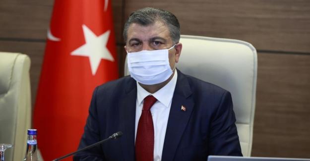 """Sağlık Bakanı Koca: """"Hasta Sayımızı Azaltmak Zorundayız"""""""