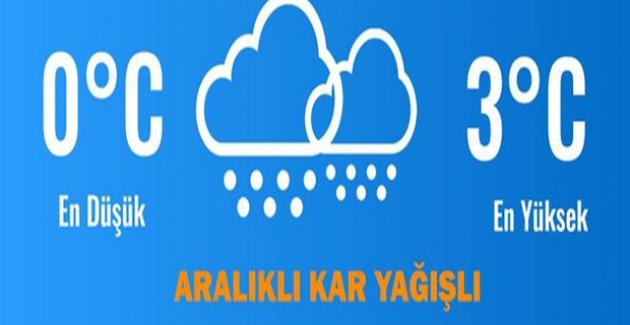 Ankara İçin Buzlanma Ve Don Uyarısı!
