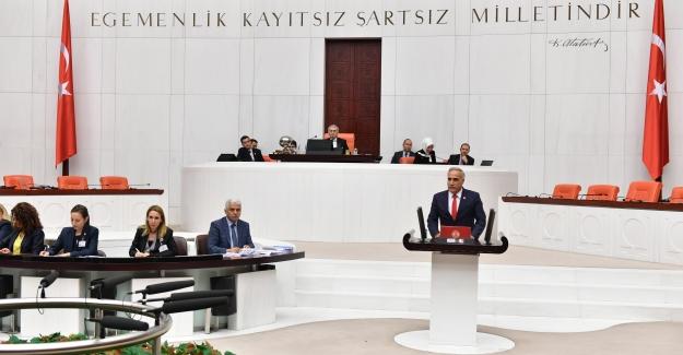 """CHP'li Aydınlık: """"Ankara Şanlıurfa'nın Sorunlarını Görmezden Geliyor"""""""