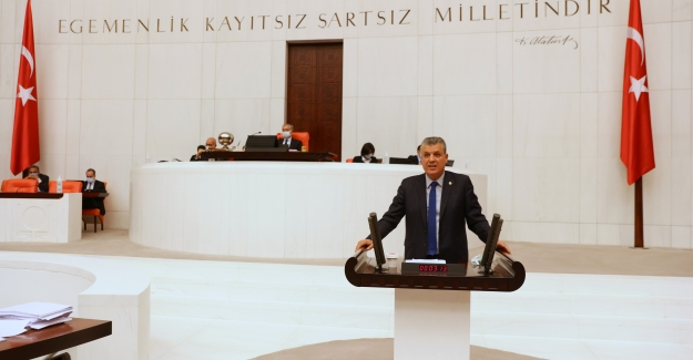 """CHP'li Barut: """"Halkımız İçin Çalışıyor, İktidara Yürüyoruz"""""""