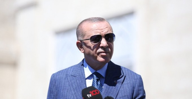 """Cumhurbaşkanı Erdoğan'dan """"Erken Seçim"""" Açıklaması"""