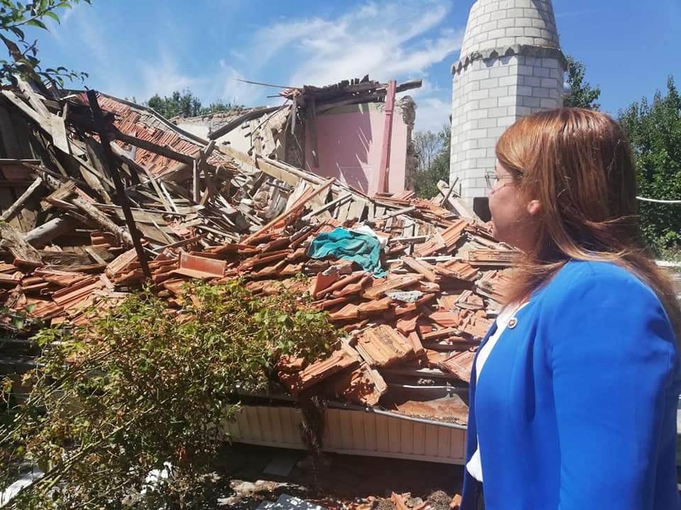 Gülizar Biçer Karaca: Nerede Bu Deprem Eylem Planı?