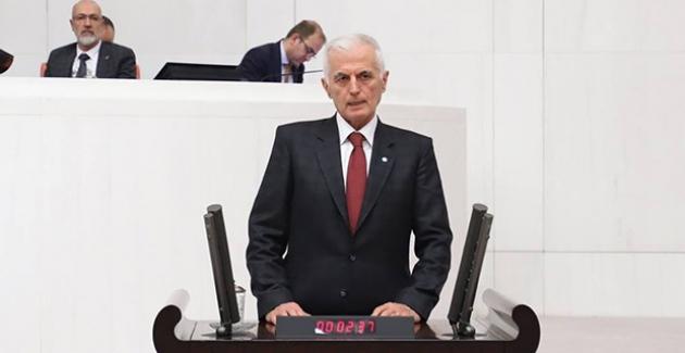 İYİ Parti Eskişehir Milletvekili Kabukçuoğlu'ndan TÜİK 'İşsizlik Rakamlarına' Tepki!