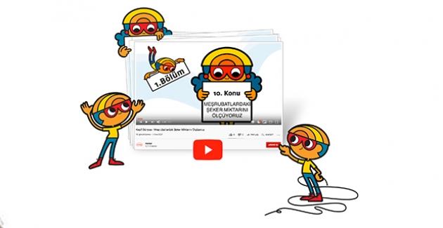 Keşif Dünyası, Eğitici Deney Videolarıyla Şimdi Çocukların Ekranlarında!