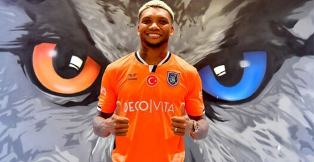 Medipol Başakşehir, Şilili Golcü Junior Fernandes'i Transfer Etti