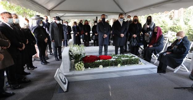 Mustafa V. Koç, Vefatının Yıl Dönümünde Kabri Başında Anıldı