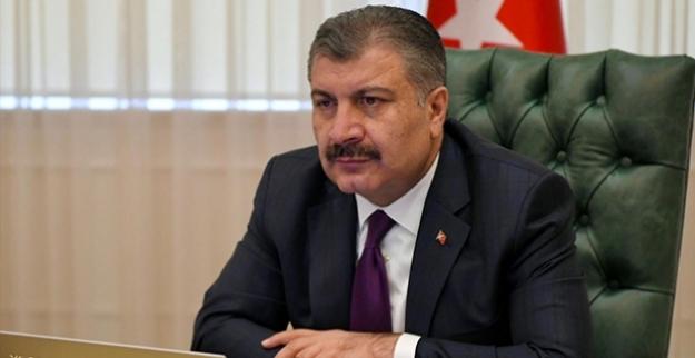 """Sağlık Bakanı Koca: """"Aşı Olan Sayısı 100 Bin'i Geçti"""""""