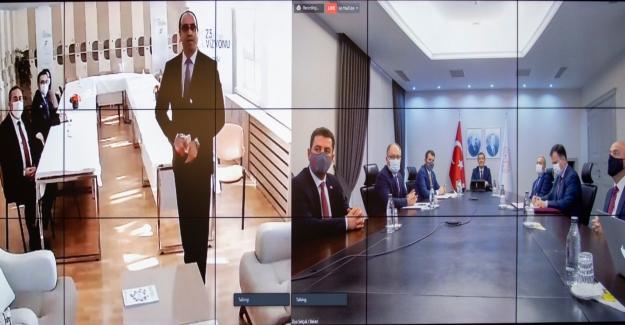 Sivas'ta 140 Yeni Nesil Öğretmen Odası Yapımı İçin Protokol İmzalandı