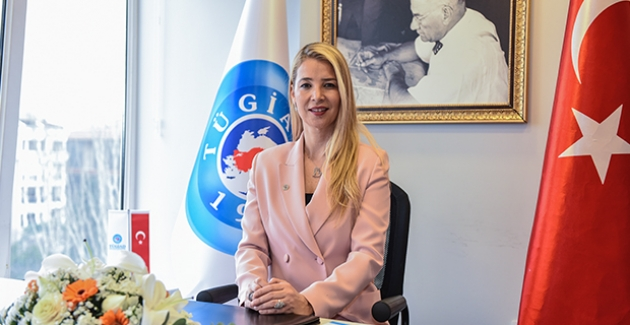 """TÜGİAD Başkanı Nilüfer Çevikel: """"Teknolojiyi Üreten ve Satan Bir Ülke Olmalıyız"""""""