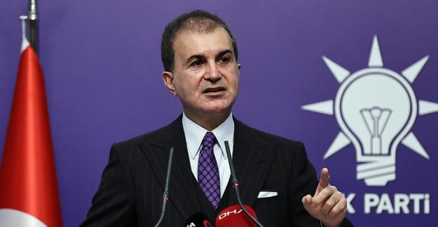 """AK Parti Parti Sözcüsü Çelik, """"Hukuk Önünde Bu Çirkinliklerin Ve Ahlaksızlıkların Hesabı Sorulacaktır"""""""