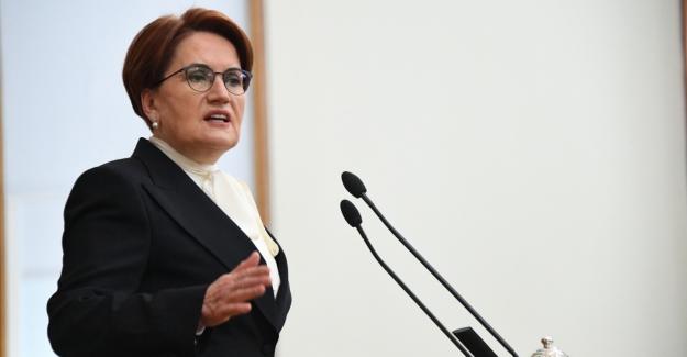 """Akşener, """"Bu Türk Siyasi Tarihinde Utançla Hatırlanacak Bir Terbiyesizlik"""""""