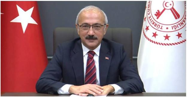 """Bakan Elvan: """"2021 Yılı Reformlar Yılı Olacak"""""""