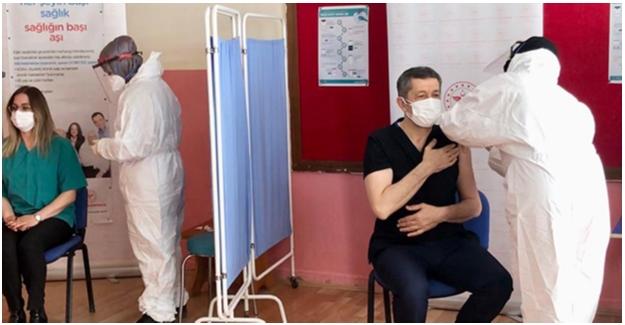 Bakan Selçuk: Öğretmenlerimize Kovid-19 Aşı Uygulaması Başlıyor