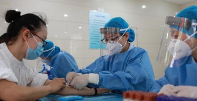 Çin Askeri Tıp Akademisi Ve Cansino, Tek Dozluk Aşı İçin Onay Başvurusunu Yaptı