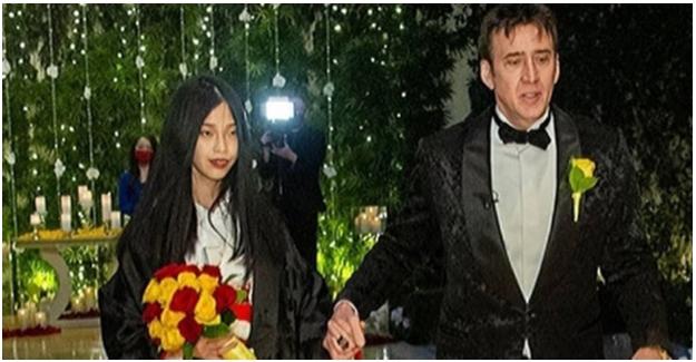 Oscar ödüllü Nicolas Cage 5. Evliliğini Yaptı