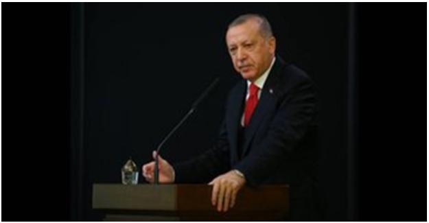 Cumhurbaşkanı Erdoğan'dan Şehit Korgeneral Erbaş'ın Oğluna Taziye Telefonu