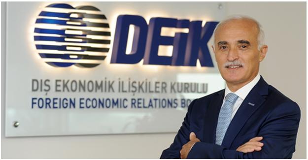 """DEİK Başkanı Olpak: """"2020 Büyümesi Gelecek İçin Pozitif Sinyal Verdi"""""""