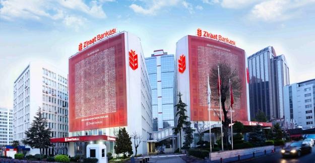 Ziraat Bankası, Çin Exim Bank'tan 400 Milyon Dolar Kredi Temin Etti