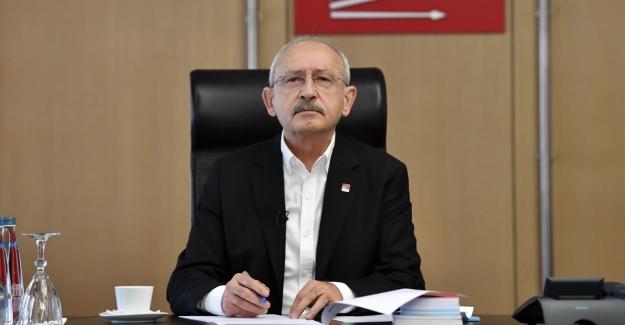 CHP Genel Başkanı Kılıçdaroğlu'ndan Şehit Pilot Yüzbaşı İçin Taziye Mesajı