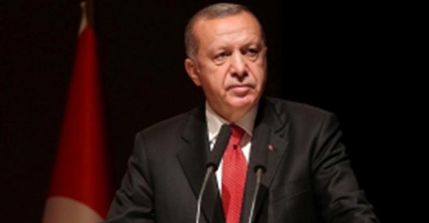Cumhurbaşkanı Erdoğan'dan Şehit Pilot İçin Başsağlığı Mesajı