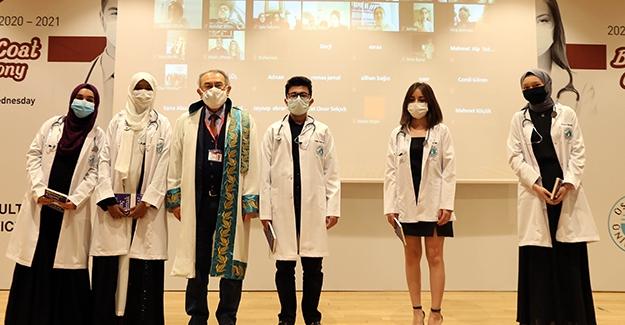 """Prof. Dr. Nevzat Tarhan: """"İyi Hekim Olmak İçin Önce İyi İnsan Olmak Gerekir"""""""