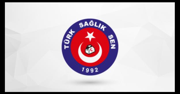 Türk Sağlık-Sen'den Sağlık Çalışanlarının Eşlerine de Aşı Yapılması İçin Bakanlığa Başvuru