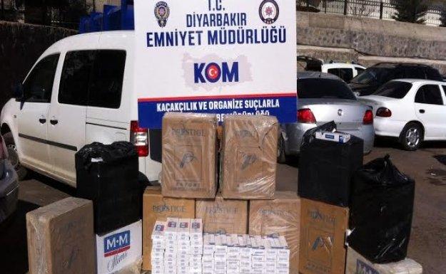 Diyarbakır'da Kaçakçı Avı