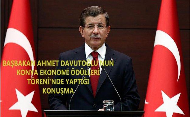 Başbakan Davutoğlu: Bizim Tek Rüyamız