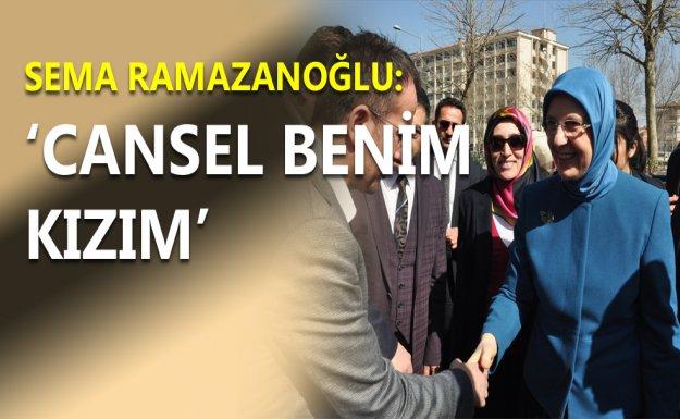 Sema Ramazanoğlu Denizli'de