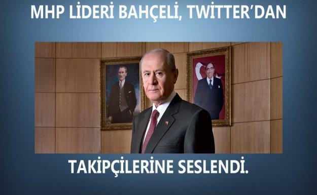 Bahçeli : Türkiye'nin En Önemli Açmazı Ortak Aklın Kuruması Ve Vicdanın Durmasıdır