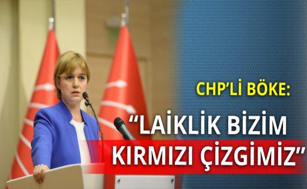 CHP'li Böke: Kahraman'ın Amacı Çok Net