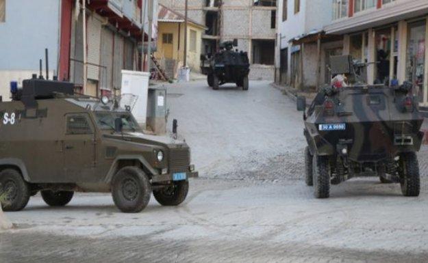 Muş'ta Polis Aracına Bombalı Tuzak ''1 Polis Şehit''