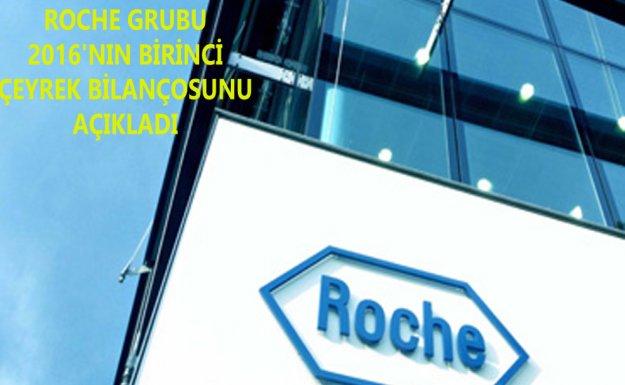 Roche Satışlarını 12,4 milyar İsviçre Frangı'na yükseltti