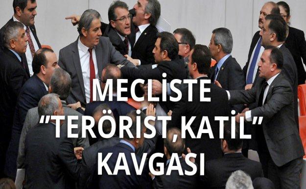 AK Parti Ve HDP Milletvekilleri Tartıştı, Toplantıya Ara Verildi