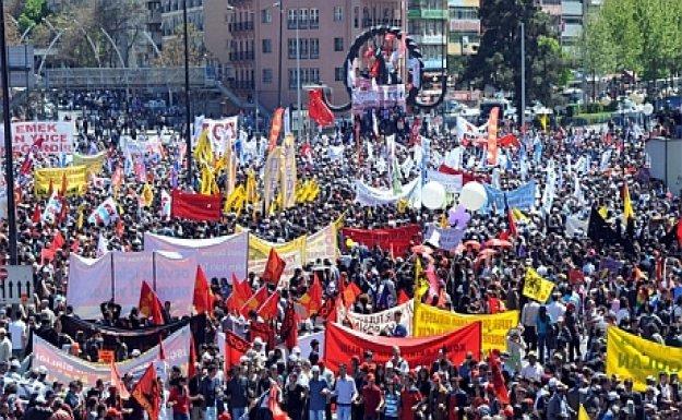 Ankara Valiliği 1 Mayıs İçin Adres Verdi