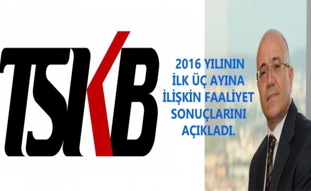 TSKB'nin Aktif Büyüklüğü 20,9 Milyar Liraya Ulaştı