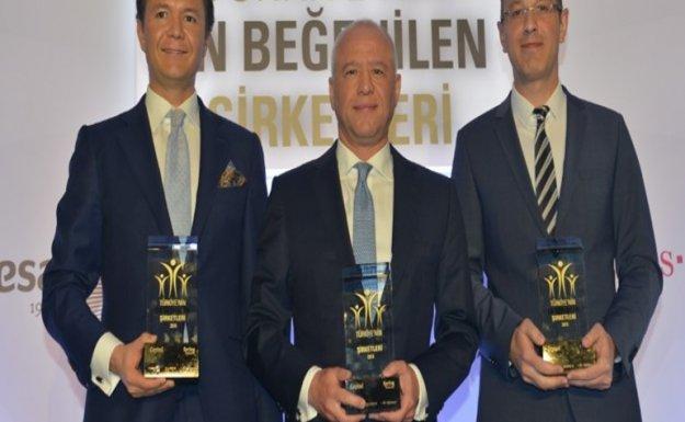 Türkiye'nin En Beğenilen Şirketi Koç Holding Oldu