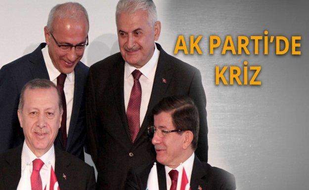 AK Parti'de Yer Sorunu Krize Dönüştü